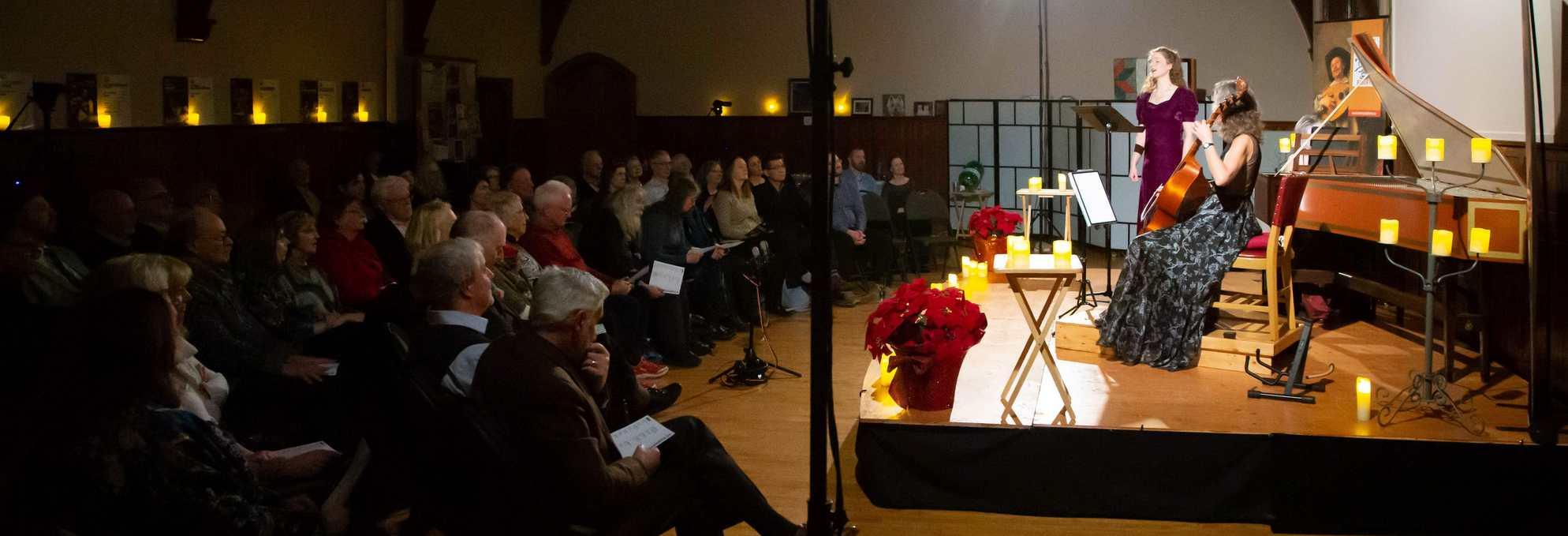 Early Music Alberta Concert with Dawn Bailey, Josephine van Lier and Marnie Giesbrecht