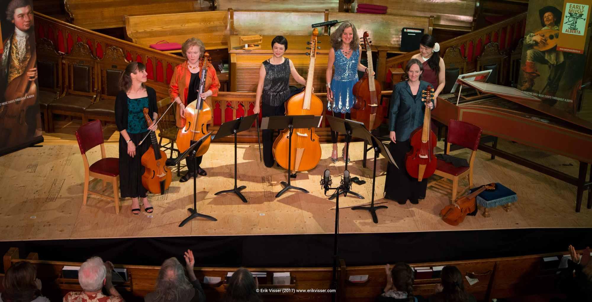 Early Music Alberta Concert