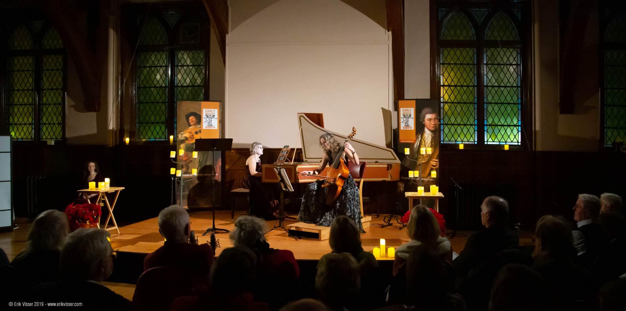 Early Music Alberta Fundraising Concert